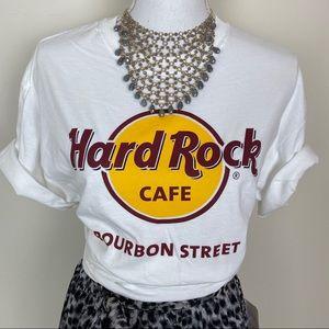 Hard rock café graphic tee